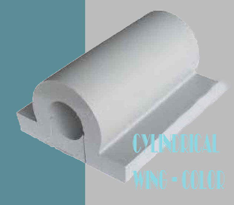 Rubber Fenders Cylindrical Wings 2
