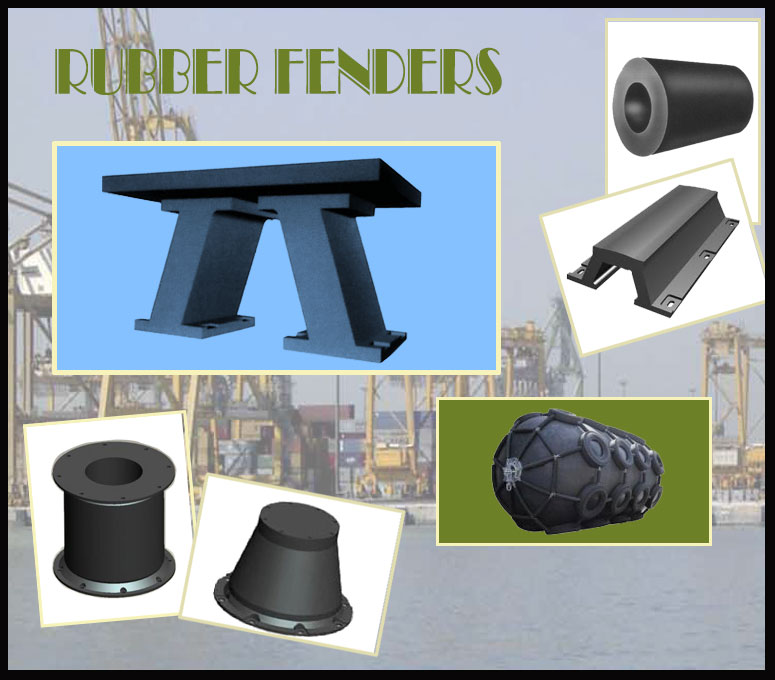Rubber Fenders overview